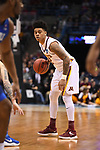 MILWAUKEE, WI - MARCH 16: Minnesota Gophers guard Nate Mason (2) looks for an open teammate during the first half of the 2017 NCAA Men's Basketball Tournament held at BMO Harris Bradley Center on March 16, 2017 in Milwaukee, Wisconsin. (Photo by Jamie Schwaberow/NCAA Photos via Getty Images)