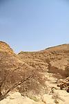 Israel, Nahal Azgad in the Dead Sea valley