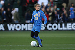 04 December 2009: UCLA's Jenna Belcher. The Stanford University Cardinal defeated the University of California Los Angeles Bruins 2-1 in sudden victory overtime at the Aggie Soccer Complex in College Station, Texas in an NCAA Division I Women's College Cup Semifinal game.