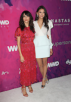 WEST HOLLYWOOD, CA - NOVEMBER 17: Jenna Dewan Tatum and Nina Dobrev at Variety And WWD's 2nd Annual StyleMakers Awards at Quixote Studios West Hollywood on November 17, 2016 in West Hollywood, California. Credit: Faye Sadou/MediaPunch