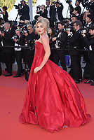 Tallia Storm<br /> CANNES, FRANCE - MAY 11: ''Ash Is The Purest White' (Jiang Hu Er Nv)'during the 71st annual Cannes Film Festival at Palais des Festivals on May 11, 2018 in Cannes, France. <br /> CAP/PL<br /> &copy;Phil Loftus/Capital Pictures