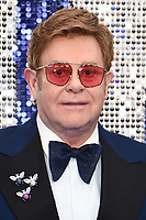"Elton John<br /> arriving for the ""Rocketman"" premiere in Leicester Square, London<br /> <br /> ©Ash Knotek  D3502  20/05/2019"