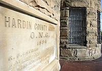 Hardin County Armory  Thursday June 5, 2003 in Kenton, Ohio.<br />