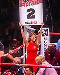NOV 23 2019 Las Vegas Nevada: Omar Juarez, (White blue Trunks)  142.5pbs Brownsville, TX vs Kevin Shacks, (Black Silver Trunks) 143.5lbs  Lansing, MI. Super Lightweight 6 rounds