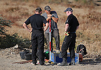 Pictured: in Kos, Greece. Tuesday 11 October 2016<br />