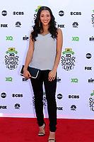 LOS ANGELES - SEP 8:  Danielle Vega at the EIF Presents: XQ Super School Live at the Barker Hanger on September 8, 2017 in Santa Monica, CA