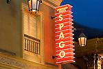 exterior, Wolfgang Puck's Restaurant, Las Vegas, Nevada