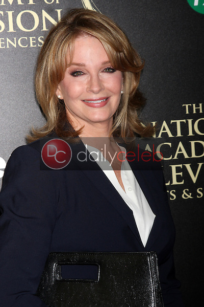LOS ANGELES - JUN 22:  Deidre Hall at the 2014 Daytime Emmy Awards Arrivals at the Beverly Hilton Hotel on June 22, 2014 in Beverly Hills, CA