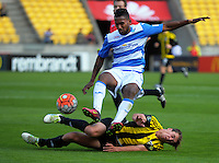 161105 Stirling Sports Premiership Football - Wellington Phoenix Under-20 v Tasman United