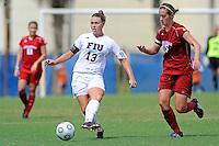 FIU Women's Soccer v. Arkansas (9/20/09)