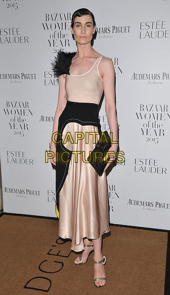 Erin O'Connor attends the Harper's Bazaar Women of the Year Awards 2015, Claridge's Hotel, Brook Street, London, England, UK, on Tuesday 03 November 2015. <br /> CAP/CAN<br /> &copy;Can Nguyen/Capital Pictures