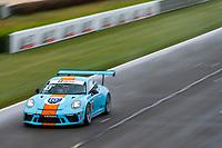 Porsche GT3 Cup Challenge USA<br /> Grand Prix of Alabama<br /> Barber Motorsports Park, Birmingham, AL USA<br /> Sunday 23 April 2017<br /> 43, Mark Kvamme, GT3P, USA, M, 2017 Porsche 991<br /> World Copyright: Jake Galstad<br /> LAT Images<br /> ref: Digital Image galstad-BARBER-0417-40212