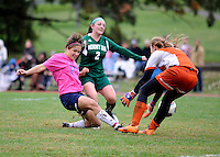 USJ WSoccer vs. Mount Ida 10/3/2015