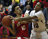 Pontiac at Troy Athens, Boys Varsity Basketball, 3/11/15