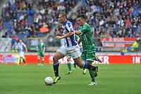 VOETBAL: HEERENVEEN: 15-09-2013,  Abe Lenstra Stadion, SC Heerenveen-FC Groningen, Yanic Wildschut, ©foto Martin de Jong