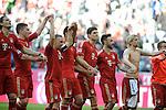 130413 Bayern Munich v Nurnberg
