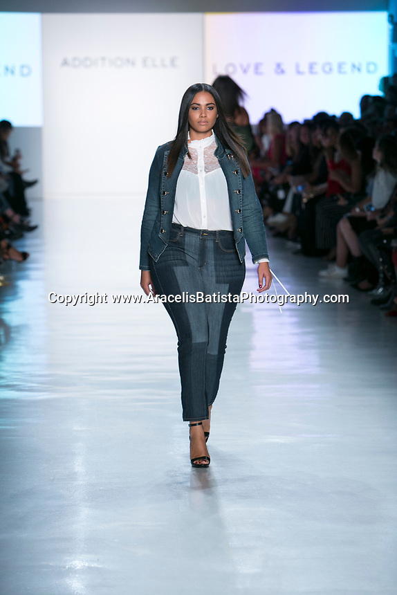 New York; Fashion Week; Addition Elle; Ashley Graham; models; photorapher; Aracelis Batista;