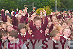 Children at Fossa National School have welcomed a new extension to the school facilities in Killarney. An official opening ceremony of the new building took  place on Friday last.