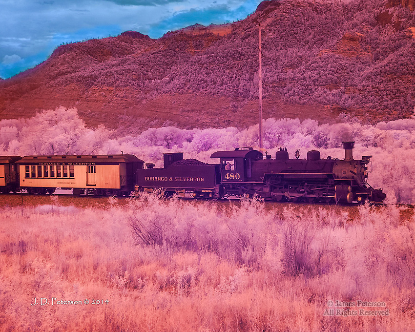 Return from Yesteryear (Infrared)