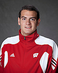2010-11 UW Swimming and Diving Team - Chuck Prestigiacomo. (Photo by David Stluka)