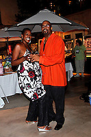 June 27, 2009:  Guests at the 'Rhythm on the Vine' charity event to benefit Shriners Children Hospital held at  the South Coast Winery Resort & Spa in Temecula, California..Photo by Nina Prommer/Milestone Photo