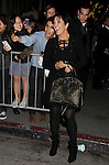 LOS ANGELES, CA - DECEMBER 06: Kris Jenner arrives at the 'The X Factor' Viewing Party Sponsored By Sony X Headphones at Mixology101 & Planet Dailies on December 6, 2012 in Los Angeles, California.