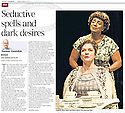 The American Plan, Ustinov Studio, Theatre Royal Bath - The Daily Telegraph - 18 Mar 2013 - Page #31