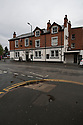 11/07/17<br /> <br /> ***Commission FAO Charlie Hall***<br /> <br /> General view of Catchems Corner pub in Nottingham.<br />  <br /> All Rights Reserved F Stop Press Ltd. (0)1773 550665 www.fstoppress.com