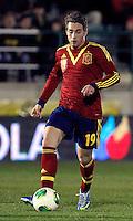 Spain's Deulofeu during an International sub21 match. March 21, 2013.(ALTERPHOTOS/Alconada) /NortePhoto