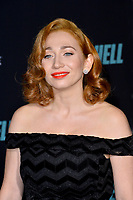 "LOS ANGELES, USA. December 11, 2019: Regina Spektor at the premiere of ""Bombshell"" at the Regency Village Theatre.<br /> Picture: Paul Smith/Featureflash"