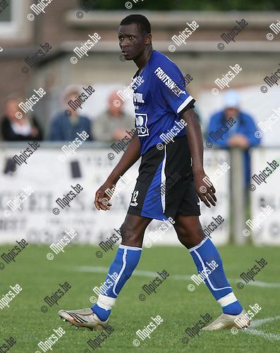 2007-07-28 / Voetbal / FC Rupel Boom / Chinedu 'Hilary' Chukwugbo
