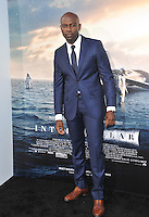 David Gyasi at the Los Angeles premiere of his movie Interstellar at the TCL Chinese Theatre, Hollywood.<br /> October 26, 2014  Los Angeles, CA<br /> Picture: Paul Smith / Featureflash