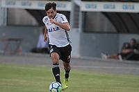 CAMPINAS, SP 16.04.2018-PONTE PRETA- Jogador Tiago Real durante treino da Ponte Preta no Estadio Moises Lucarelli, na cidade de Campinas (SP), nesta segunda-feira (16). (Foto: Denny Cesare/Codigo19)