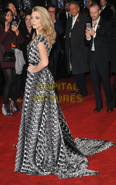 Natalie Dormer attends the &quot;The Hunger Games: Mockingjay Part 2&quot; UK film premiere, Odeon Leicester Square, Leicester Square, London, England, UK, on Thursday 05 November 2015. <br /> CAP/CAN<br /> &copy;Can Nguyen/Capital Pictures