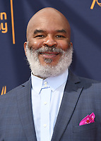 09 September 2018 - Los Angeles, California - David Alan Grier. 2018 Creative Arts Emmy Awards - Arrivals held at Microsoft Theater. <br /> CAP/ADM/BT<br /> &copy;BT/ADM/Capital Pictures
