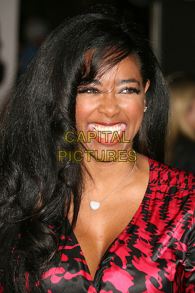 "KENYA MOORE.""I Think I Love My Wife"" Los Angeles Premiere at ArcLight Cinemas, Hollywood, California, USA..March 7th, 2007.headshot portrait .CAP/ADM/BP.©Byron Purvis/AdMedia/Capital Pictures"