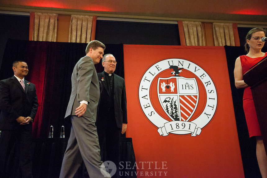 April 17, 2012 - Seattle University's 2012 Alumni Awards