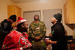 Rapper Young Thug, seen in Atlanta, Georgia December 2013.