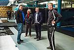 Stockholm 2014-09-27 Ishockey Hockeyallsvenskan AIK - Mora IK :  <br /> AIK:s tr&auml;nare Peter Gradin samtalar med bekanta innan matchen mellan AIK och Mora<br /> (Foto: Kenta J&ouml;nsson) Nyckelord:  AIK Gnaget Hockeyallsvenskan Allsvenskan Hovet Johanneshovs Isstadion Mora MIK  portr&auml;tt portrait
