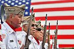 Korean War Veterans of Lycoming County at 9-11 Memorial Ride
