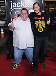 Preston Lacy and Danger Ehren McGhehey at The Paramount Pictures' L.A. Premiere of Jack Ass 3-D held at The Grauman's Chinese Theatre in Hollywood, California on October 13,2010                                                                               © 2010 Hollywood Press Agency