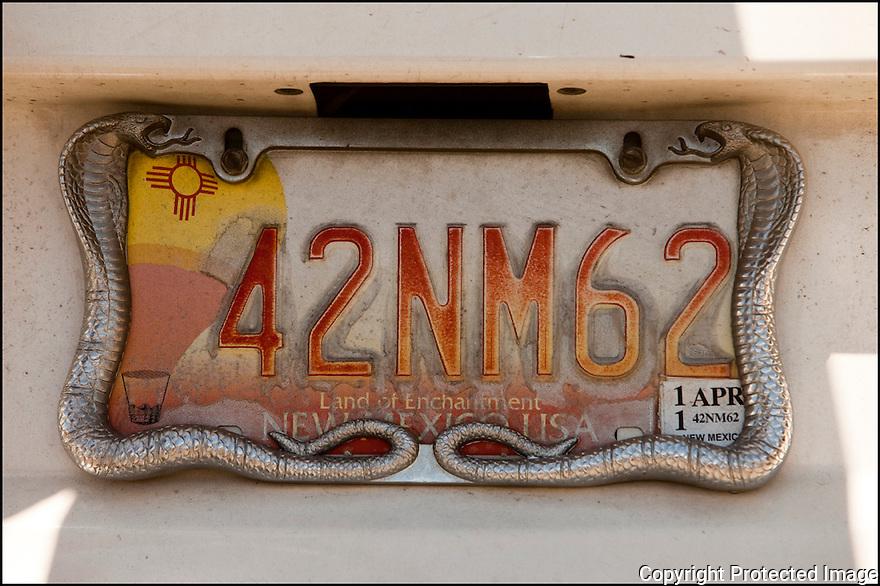 Nouveau Mexique-Route 66<br /> Alburquerque