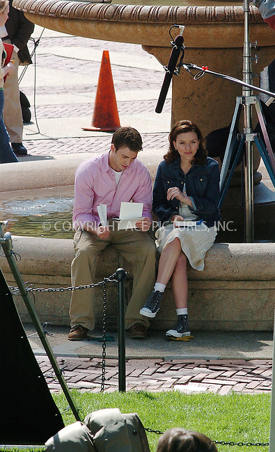 """WWW.ACEPIXS.COM . . . . .  ....April 27 2006, New York City....Scarlett Johannson and Chris Evans were on the set of their new movie """"The Nanny Diaries"""" on Columbia University Campus on the Upper West Side of Manhattan.....Please byline: ALICE STONE-ACEPIXS.COM.... *** ***..Ace Pictures, Inc:  ..(212) 243-8787 or (646) 769 0430..e-mail: picturedesk@acepixs.com..web: http://www.acepixs.com"""