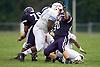August 20, 2010:  St. Joe vs. Ben Davis. Ben Davis defeated St. Joe in game at Otolski Field in South Bend, Indiana. Mandatory Credit: John Mersits / Mert Photography