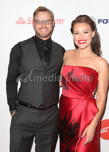30 September 2017 - Los Angeles, California - Kellan Lutz, Kim Biddle. 6th Annual Saving Innocence Gala held at Loews Hollywood Hotel. Photo Credit: F. Sadou/AdMedia