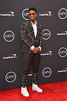 Donovan Mitchell at the 2018 ESPY Awards at the Microsoft Theatre LA Live, Los Angeles, USA 18 July 2018<br /> Picture: Paul Smith/Featureflash/SilverHub 0208 004 5359 sales@silverhubmedia.com