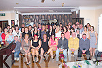 Fiona O'Donoghue Two Mile School who celebrated her 21st birthday and her aunt Joan O'Leary Woodlawn Park who celebrated her 50th birthday with their family and friends in the Old Killarney Inn on Saturday night..