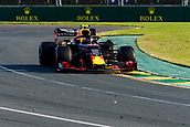 17th March 2019, Melbourne Grand Prix Circuit, Melbourne, Australia; Melbourne Formula One Grand Prix, race day; The number 33 Aston Martin Red Bull driver Max Verstappen during the race