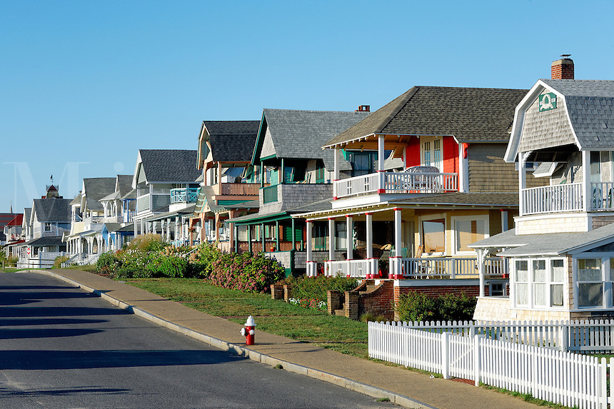 Oak Bluffs, Martha's Vineyard, Massachusetts, USA