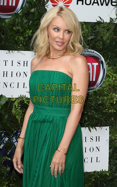 Kylie Minogue at the One For The Boys Charity Ball, Victoria and Albert Museum, London on June 12th 2016<br /> CAP/ROS<br /> &copy;Steve Ross/Capital Pictures